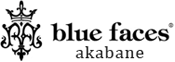 blue faces akabane